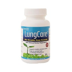 Canfo Natural Products Lung Care Breathe Easy Formula, Tablets - 30 ea