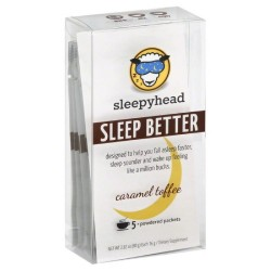 Sleepyhead sleep aid crml toff 5pk - 2.8 oz