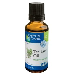 Earth's care tea tree oil pure and natural - 1 ea