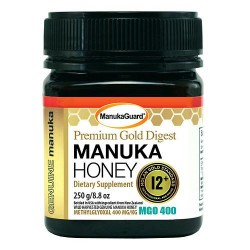 Manukaguard premium gold digest manuka honey 12+ MGO 400 - 8.8 oz