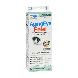 Homeopathic Remedies TRP AgingEye Relief - 0.33 oz