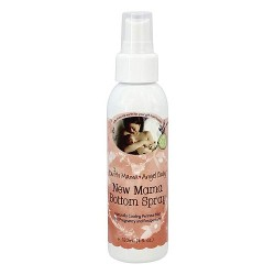 Earth Mama Angel Baby New Mama Bottom Spray - 4 oz