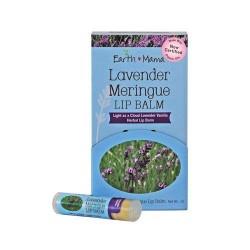 Earth Mama Angel Baby Lip Balm, Lavender Meringue - 0.15 oz
