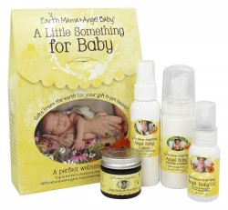 Earth Mama Angel Baby A Little Something for Baby Set - 1 kit