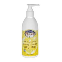 Earth mama angel baby calming lavender baby lotion, lavender vanilla  -  8 oz