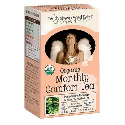 Earth Mama Angel Baby Organic, Monthly Comfort Tea - 16 Tea Bags
