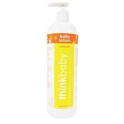 Thinkbaby baby lotion, botanicals - 16 oz