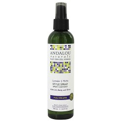 Andalou Naturals full volume style spray - 8.2 oz