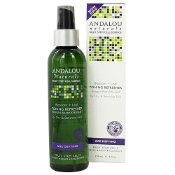 Andalou Naturals Tonning refresher for all types, Blossom and Leaf - 6 oz