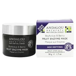 Andalou Naturals BioActive 8 berry Enzyme mask - 1.7 oz