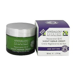Andalou Naturals Fruit stem cell night repair cream - 1.7 oz
