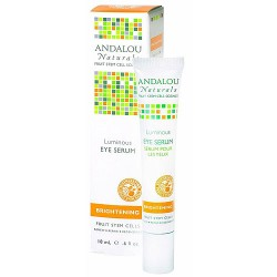 Andalou Naturals Luminous eye serum - 0.6 oz