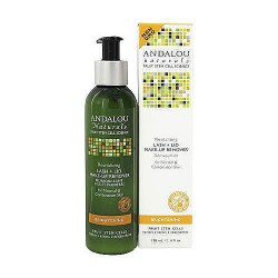 Andalou Naturals Revitalizing Lash Plus Lid Make-Up Remover - 6 oz