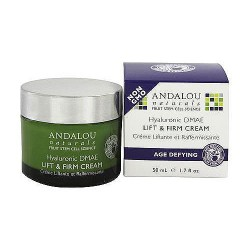 Andalou Naturals Hyaluronic DMAE Lift And Firm Skin Cream - 1.7 oz