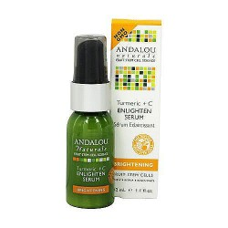 Andalou Naturals Turmeric Plus C Enlighten Serum - 1.1 oz