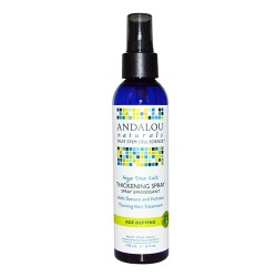 Andalou naturals argan stem cell thickening spray - 6 oz