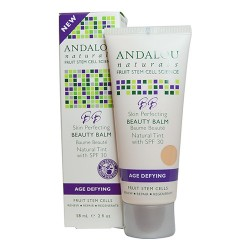 Andalou Naturals Beauty Balm, Natural Tint With SPF 30 - 2 oz