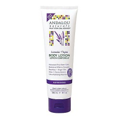 Andalou Naturals Skin Refreshing Body Lotion, Lavender Thyme - 8 oz