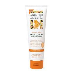 Andalou Naturals Skin Vitalizing Body Lotion, Mandarin Vanilla - 8 oz