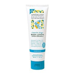 Andalou Naturals Skin Energizing Body Lotion, Clementine Ginger - 8 oz