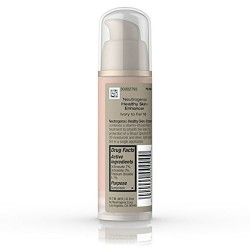 Neutrogena healthy skin enhancer, ivory to fair - 2 ea