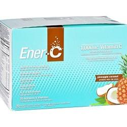 Ener-C pineapple coconut - 30 ea