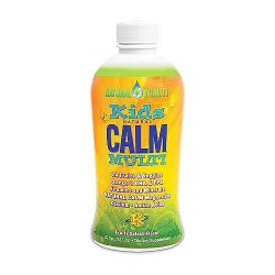 Peter Gillhams Natural Vitality kids Natural Calm multi liquid fruity splash - 30 oz