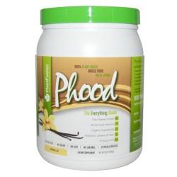 Plantfusion phood 100% whole food meal shake vanilla - 15.9 oz