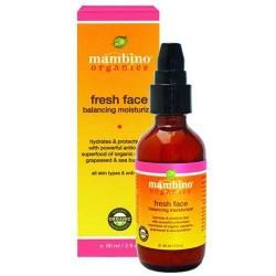 Mambino organics natural anti aging fresh face balancing moisturizer - 2 oz