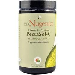 Econugenics pectasol-C powder lime 90 servings - 19.44 oz