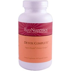 Econugenics  Detox Complete -90 ea