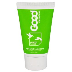 Good Clean Love All Natural Personal Lubricant Almost Naked - 1.5 oz