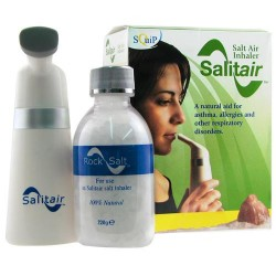 Squip salitair salt air inhaler 100% natural - 1 ea