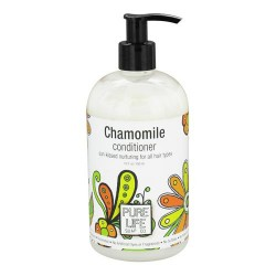 Pure life chamomile conditioner for all hair types - 15 oz