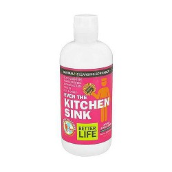 Better Life Kitchen Sink Natural Cleansing Scrubber - 16 oz