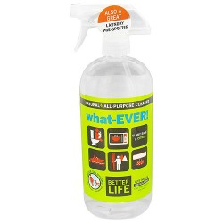 Better Life What-Ever Natural All-Purpose Cleaner Clary Sage and Citrus - 32 Oz
