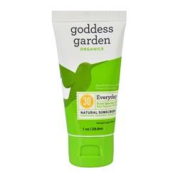 Goddess Garden Organics, Natural Sunscreen SPF 30 - 1 oz