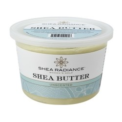 Shea Radiance whipped butter with apricot oil - 7.5 oz
