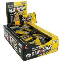 Raw revolution organic live food bar raw rev 100 calorie, golden cashew - 0.8 oz, 20 ea
