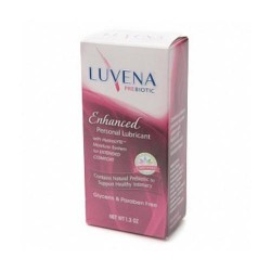 Luneva enhanced prebiotic personal lubricant pump - 1.3 oz