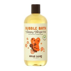 Little Twig Bubble Baths Happy Tangerine -  17 oz