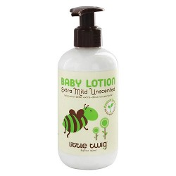 Little Twig Baby Lotion, Extra Mild Unscented - 8.5 oz