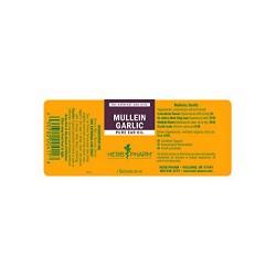 Herb pharm mullein garlic compound - 1 oz