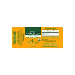 Herb pharm astragalus liquid herbal extract - 1 oz