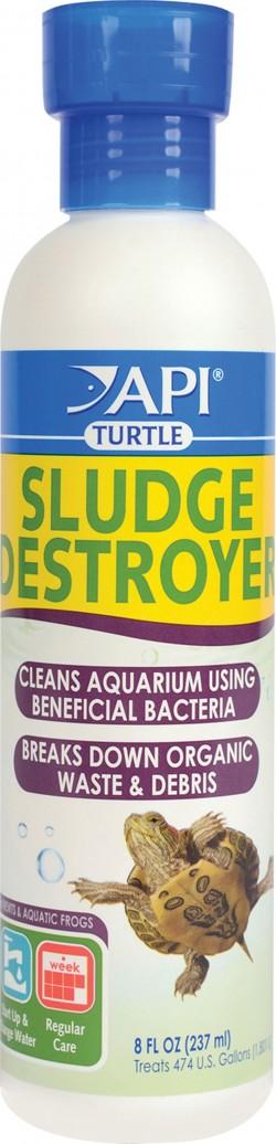 Mars Fishcare North Amer turtle sludge destroyer - 8 ounce, 12 ea