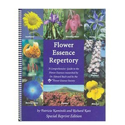 Flower Essence repertory spanish spiral bound - 1 unit