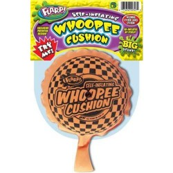 Flarp whoopy cushion - 6 ea