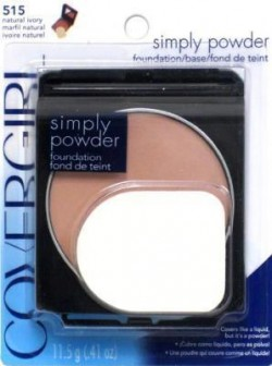 Covergirl clean powder foundation natural ivory 115 - 2 ea