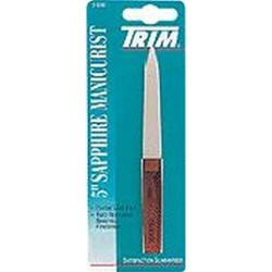 Trim sapphire file manicurist - 6 ea