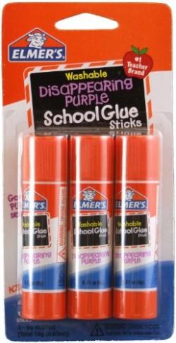 Elmers washable school glue kits - 3ea, 3 pack